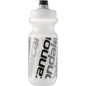 Cannondale Diagonal Bottle 570 ml clear/black
